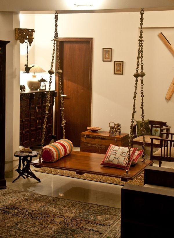 Индийском стиле в дизайне